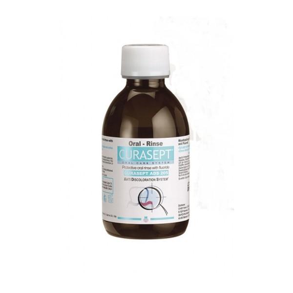 ADS 205 Жидкость-ополаскиватель, 0,05% хлоргексидина (200мл)